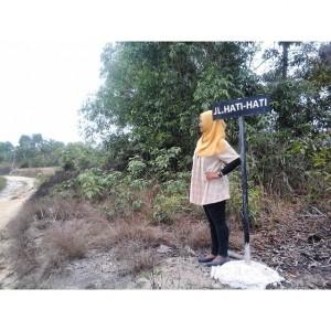 nama jalan lucu7