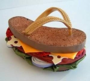 sandal unik11
