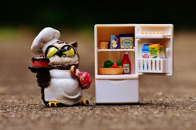 cara untuk menghilangkan bau amis pada kulkas