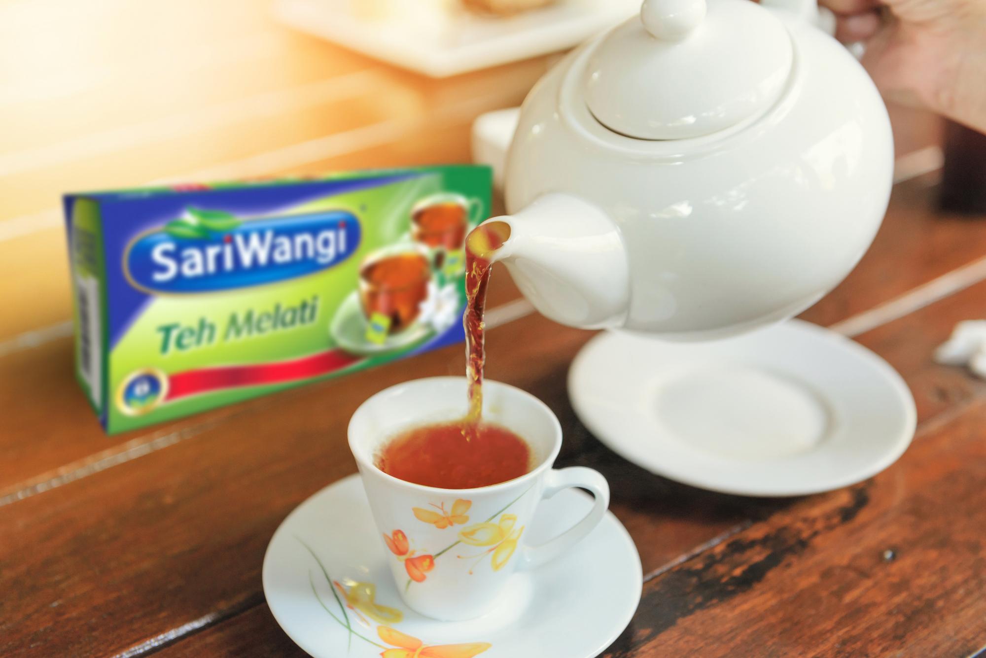 sariwangi teh melati