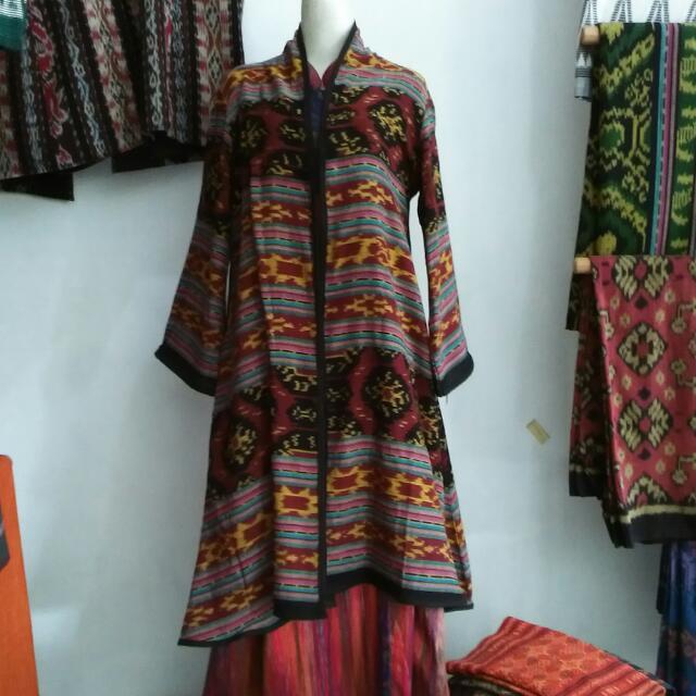 batik tenun troso