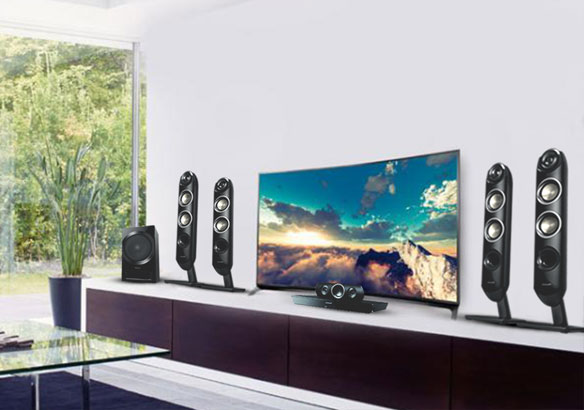 panasonic home theatre
