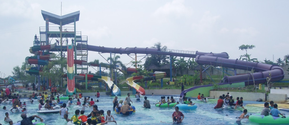 waterboom maarif