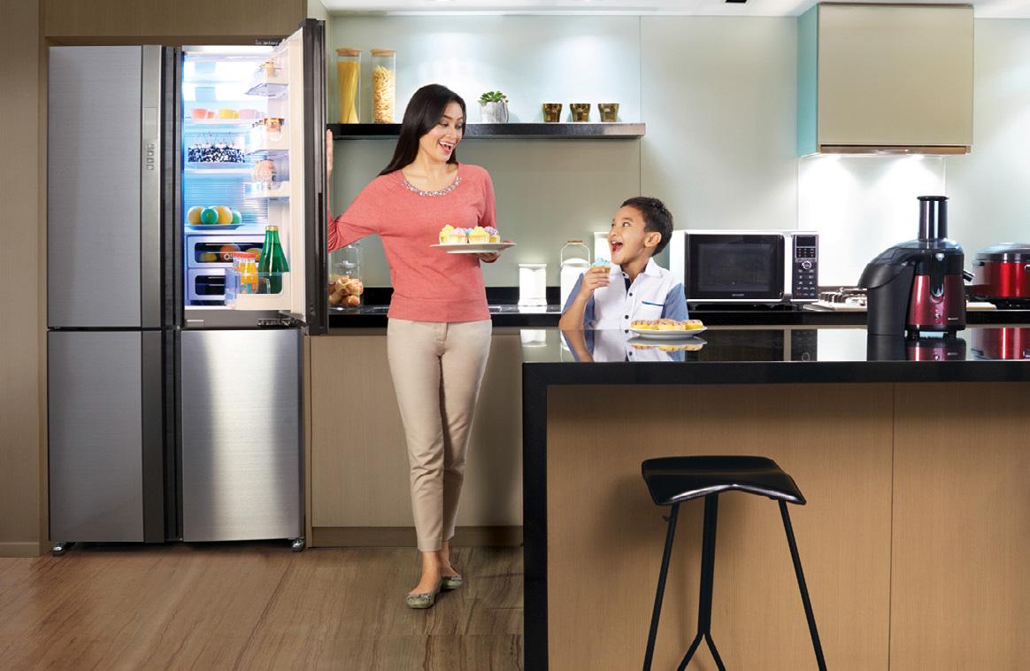 alat elektronik dapur