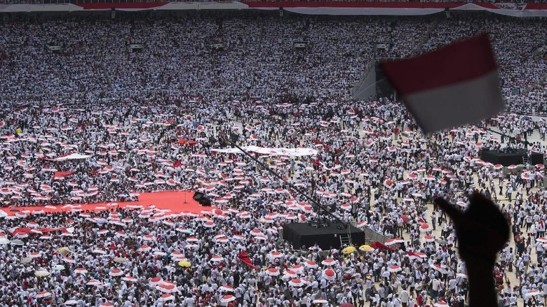 konser putih bersatu