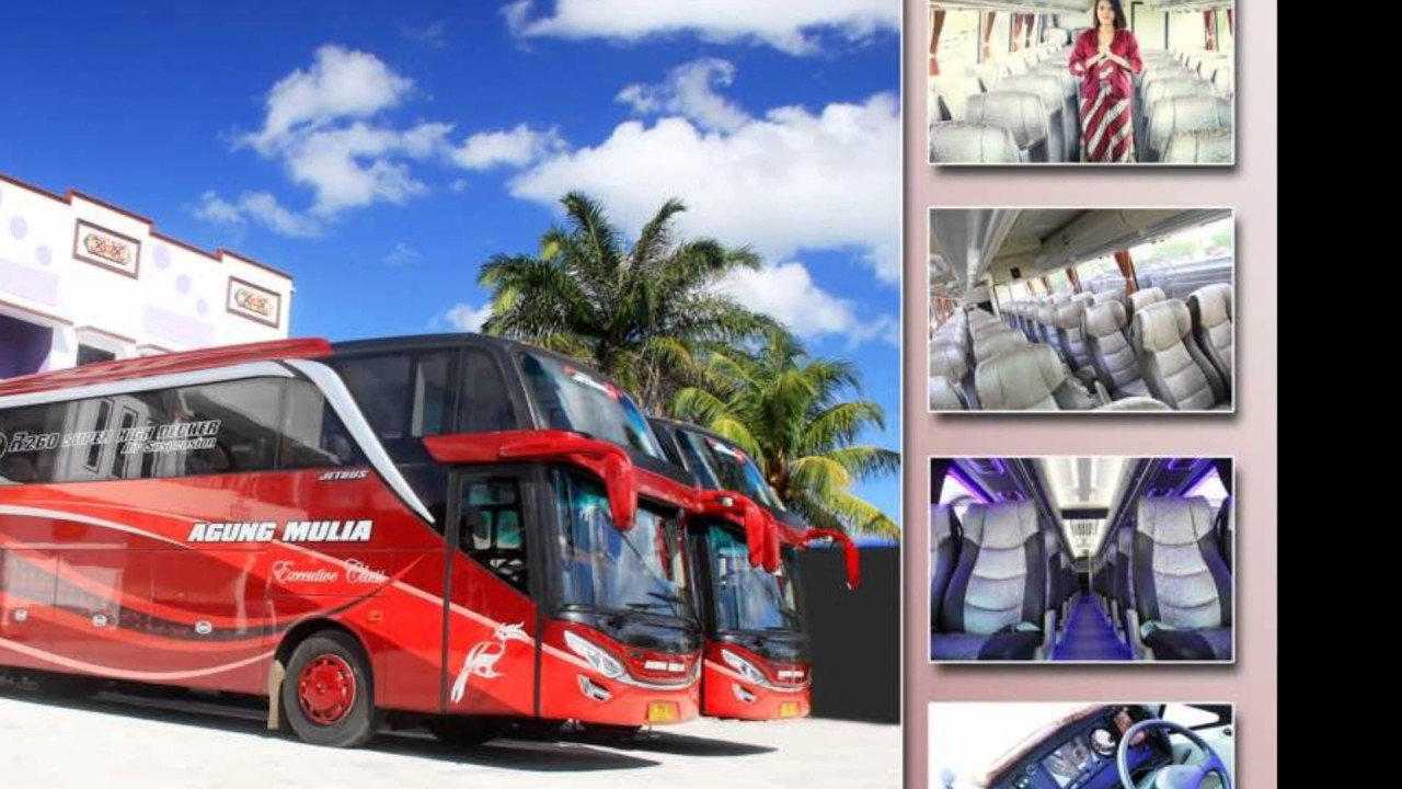 bus agung mulya