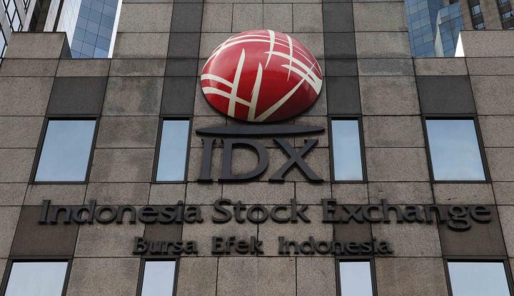 bursa saham indonesia
