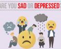 perbedaan sedih dan depresi