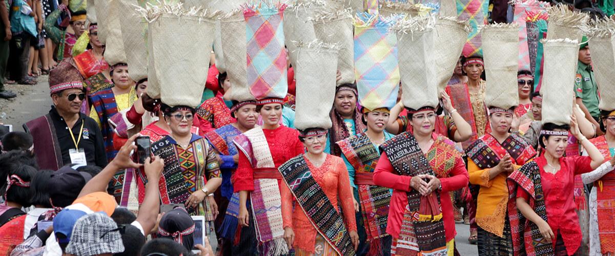 festival batak