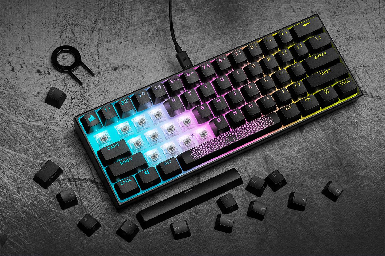 mini keyboard mecha